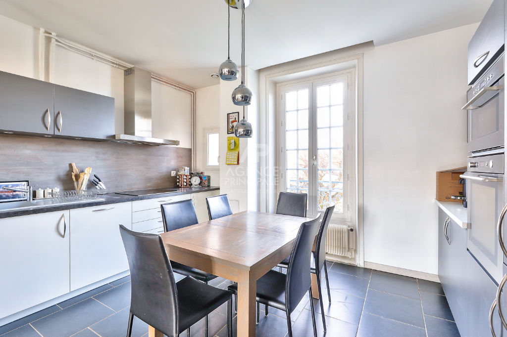 VIROFLAY Rive gauche - Appartement 4 pièces 2/8